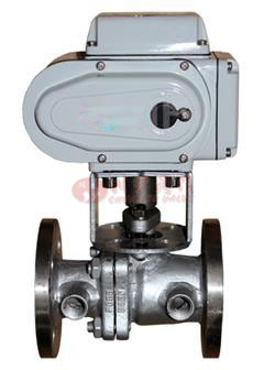 电动保温球阀接线图和调整方法